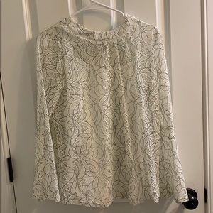 Tops - Detailed Lace Blouse